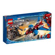 LEGO MARVEL SPIDERJET VS. VENOM MECH (76150)