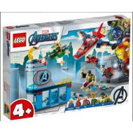 Lego Super Heroes Avengers Wrath of Loki (76152)