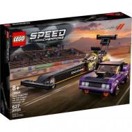 Lego Speed Champions: Mopar Dodge//SRT Top Fuel Dragster and 1970 Dodge Challenger T/A #76904