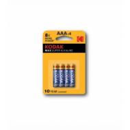 KODAK MAX Super Alkaline Batteries AAA