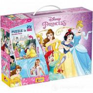 Παζλ 60 Κομμάτια Διπλής Όψεως Puzzle in Bag Princess Lisciani (73863)
