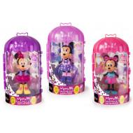 M.C.H Shopping Κούκλες Minnie 12cm Με Ρούχα (3 Σχέδια) (1003-82615)