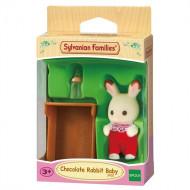 Sylvanian Families Chocolate Rabbit Μωρό
