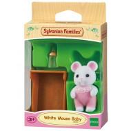 Μωρό White Mouse