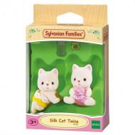 Δίδυμα Μωρά Silk Cat