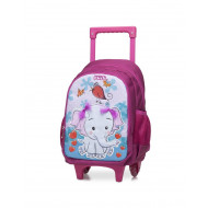 ΣΧΟΛΙΚΗ ΤΣΑΝΤΑ POLO TROLLEY ΝΗΠΙΟΥ NEW ANIMAL JUNIOR Cute Elephant 901008-8035 (2020)