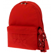 POLO Τσάντα Original Ανοιχτό Κόκκινο (9-01-135-14)