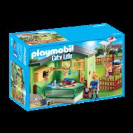 Playmobil Ξενώνας για γατάκια (9276)