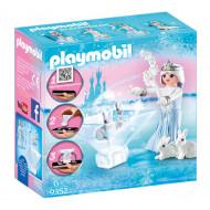 Playmobil Πριγκίπισσα του χειμώνα με λαγουδάκια (9352)