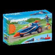 Playmobil Υπερηχητικό αυτοκίνητο (9375)