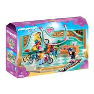 Playmobil  Κατάστημα ποδηλάτων και skate (9402)