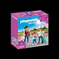Playmobil Πάμε για ψώνια (9405)