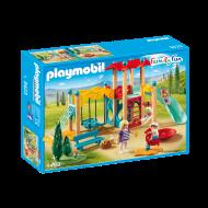 Playmobil Υπαίθριος παιδότοπος (9423)