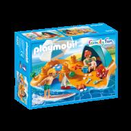 Playmobil  Οικογενειακή διασκέδαση στην παραλία (9425)
