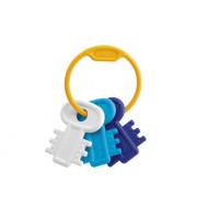 CHICCO Χρωματιστά Κλειδιά ΣΙΕΛ(63216-20)