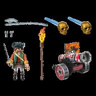 Πειρατής με κανόνι (70415)
