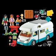 Αυτοκινούμενο Οικογενειακό Τροχόσπιτο (70088)
