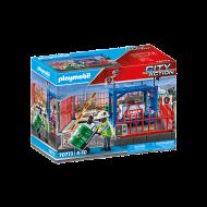 Playmobil Κέντρο Μεταφοράς Εμπορευμάτων (70773)
