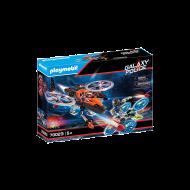 Playmobil Ελικόπτερο Galaxy Pirates 70023