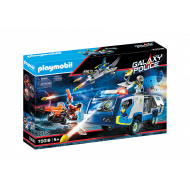 Playmobil Όχημα Galaxy Police 70018