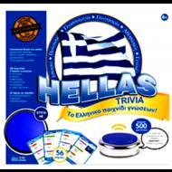 ΕΠΙΤΡΑΠΕΖΙΟ HELLAS TRIVIA με Buzzer (14503)