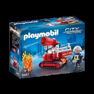 Playmobil Πυροσβεστικό κανόνι νερού(9467)
