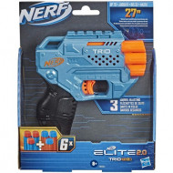 Nerf Elite 2.0 Trio Sd-3 Εκτοξευτής Με 6 Βελάκια E9954