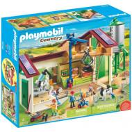 Playmobil Μεγάλη Φάρμα Με Ζώα Και Σιλό (70132)
