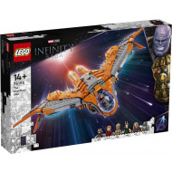 LEGO Super Heroes The Guardians' Ship (76193)