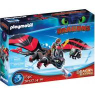 Playmobil Dragons Ψάρης Και Φαφούτης (70727)