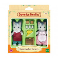 Sylvanian Families - Supermarket Owners (5052)