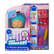Hasbro Baby Alive Grows Up Happy Μωράκι Που Μεγαλώνει E8199