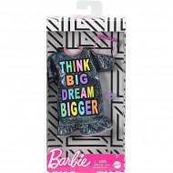 Mattel Barbie Fashion Βραδινά Σύνολα - Φόρεμα Think Big Dream Bigger FND47 / GHW87