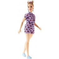 Barbie Fashionistas - Lavendar Kiss - Curvy Doll (FJF40)