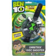 Ben 10 Omnitrix Εκτοξευτής Δίσκων (BEN34000)
