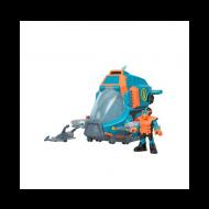 Fisher-Price Imaginext - Καρχαριο-Όχημα Με Δύτη GKG78-1