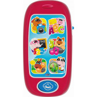 CHICCO Εκπαιδευτικό smartphone ΜΕ ΖΩΑΚΙΑ (78530-00)