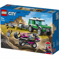 LEGO City Μεταφορικό Αγωνιστικού Μπάγκι 60288