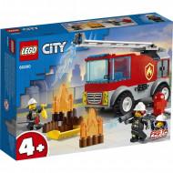 LEGO City Πυροσβεστικό Φορτηγό Με Σκάλα 60280