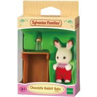 Sylvanian Families: Chocolate Rabbit Baby (5062)
