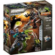 Playmobil Dinos Rise T-Rex: Η Μάχη Των Γιγάντων (70624)