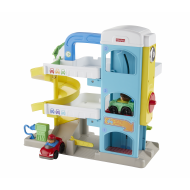 Fisher-Price® Little People® Sit 'n Stand Γκαράζ