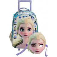 Frozen Elsa Σακίδιο Trolley 2021 (341-66074)