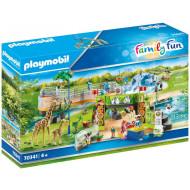 Playmobil Μεγάλος Ζωολογικός Κήπος (70341)