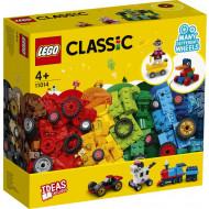 LEGO Classic Bricks And Wheels (11014)