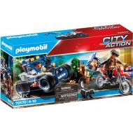 Playmobil Αστυνομική Καταδίωξη Off-Road (70570)