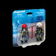 Duo Pack Πυροσβέστες ΕΜΑΚ(70081)