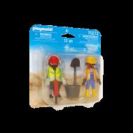 Duo Pack Εργάτες οικοδομών(70272)