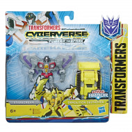 TRANSFORMERS CYBERVERSE SPARK ARMOR 1 AST
