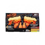 Λαμπάδα Hasbro NERF Alpha Strike cobra rc 6 dual (E7565R0)